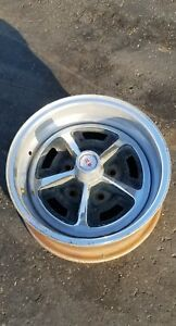 1966 1967 Oldsmobile Cutlass Supreme 442 F85 14x7 Rally Ss1 Ss 1 Wheel 1 Only