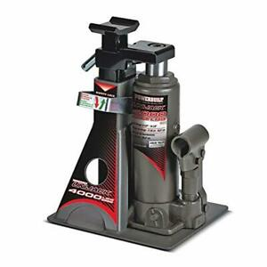 Powerbuilt 2 Ton Unijack Bottle Jack And Jack Stand All In One
