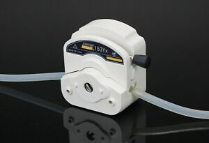 Silicon Tubing Replaceable Easy Load Peristaltic Pump Head Self Priming Liquid