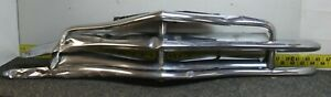 Oem Complete Grille Special Deluxe 1950 Plymouth Convertible Suburban Coupe B82