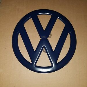 12 In Front Nose Emblem For Vintage Vw Volkswagen Bus Transporter Type 2 Van T2