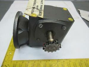Motor Gear Reducer Motor Shaft 5 8 Otput Shaft 1 T80644