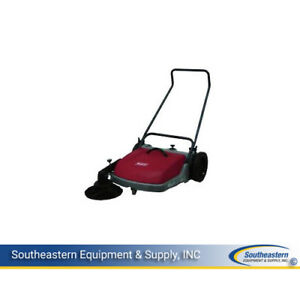 New Minuteman Kleen Sweep 27 Manual Floor Sweeper