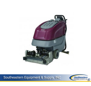 New Minuteman E2830 Cylindrical Automatic Scrubber No Batteries