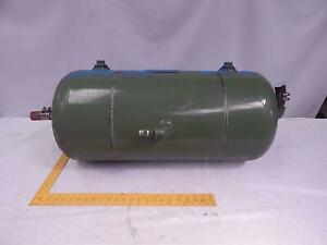 Wessels Natl Bd 173046 Air Tank Steel Construction T84823