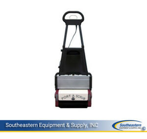 New Minuteman Port A Scrub 12 Battery Floor Scrubber