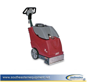 New Minuteman X17 Carpet Extractor With 50 Psi Pump And Chemical Free Solution