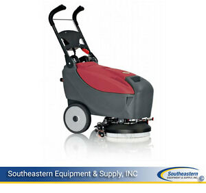 Demo Minuteman E14 Battery Floor Scrubber