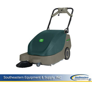 New Nobles Scout 5 24 Battery Walk Behind Sweeper