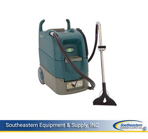New Nobles Explorer H2 220 Psi Heated Canister Carpet Extractor W Wand hoses