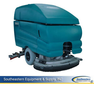 Reconditioned Tennant 5680 36 In Disk Floor Scrubber