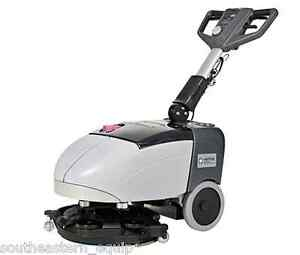 Demo Advance Sc351 14 Compact Floor Scrubber