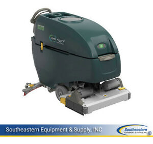 New Nobles Ss500 Walk behind Floor Scrubber 28 Cylindrical