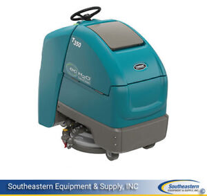 New Tennant T350 Stand on Disk Floor Scrubber