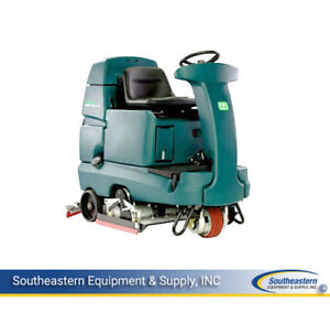 New Nobles Speed Scrub Rider 28 Cylindrical Floor Scrubber