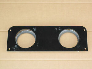 Headlight Frame Panel With Retainers For Ih Light International 154 Cub Lo boy