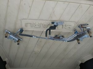 2 5l Fuel Rail With 4 Injectors For 06 08 Subaru Forester