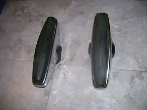 57 63 Nos Universal Bumper Guards Gem Manufacturing Ford Dodge Chevy
