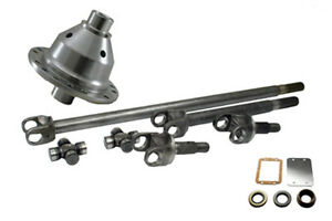 Yukon Front Dana 30 Chromoly Axles Grizzly Lock Jeep Xj Tj Yj Wrangler 30 Spline