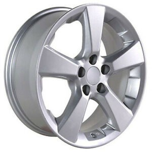 Silver Wheel 18x7 For 1998 2014 Toyota Sienna Owh0219