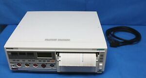 Agilent Philips Fetal Maternal Patient Monitor 50 Xm No Cables M1350b