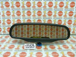 2003 03 Ford Mustang Interior Rear View Mirror 015885 Oem