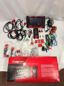 Snap On Eems327 Verus Pro Diagnostic And Information System 17 4 Version