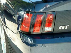 1999 2004 Ford Mustang Taillight Outlines Decals Vinyl Graphics Stickers Decal