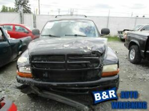 Power Brake Booster 31x10 5r15 Tires Fits 98 Durango 12497981