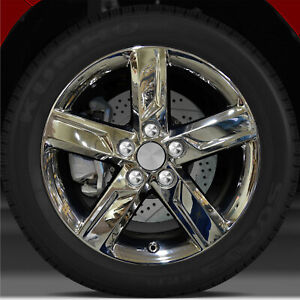 17x7 Factory Wheel pvd Bright For 2009 2014 Toyota Camry