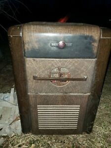 Antique Glow Boy Cast Iron Wood Burning Stove Parlor Stove Furnace Heater