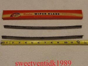 2 nos Trico Wiper Blade Refills 13 with Dots Patent Numbers