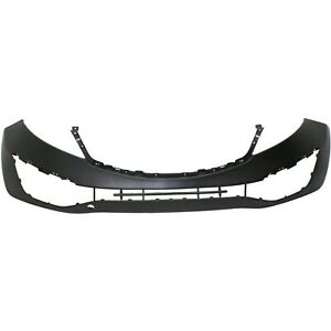 Bumper Cover For 2011 2016 Kia Sportage Ex Lx Sx Model Front Paint To Match Capa