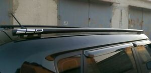 Fits Ssd Kia Soul Roof Rails Rack Black Powder Coat All 2012 2013 Kia Souls