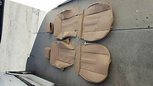 Bmw E39 E38 100 Leather Upholstery Kit New Example Sand Beige Beautiful