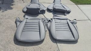 Porsche 944 911 951 964 968 85 94 Seat Upholstery Kit Front Rear Beautiful New