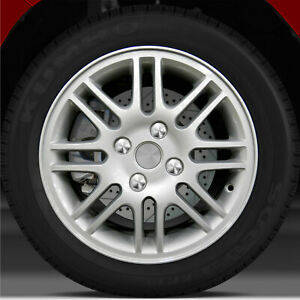 15x6 Factory Wheel sparkle Silver For 2000 2011 Ford Focus