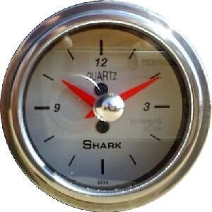 Shark 2 1 16 Automotive Dash Clock