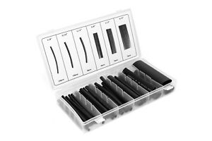 42 Pc Marine Waterproof Heat Shrink Tubing Assortment W Storage Case 1 8 3 4