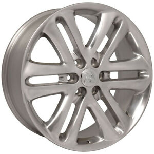 Polished Wheel 22x9 For 2003 2014 Ford Expedition Owh3511