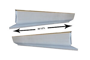 1993 98 Jeep Grand Cherokee 4dr Outer Rocker Panel Pair New