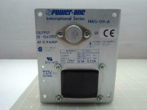 Power one Ha15 0 9a Power Supply T17457