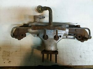 1973 1980 Corvette Exhaust Manifold W Air Pipes Left Side