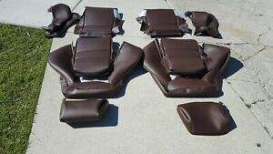 Volkswagon Gli Gti Upholstery Kit Recaro Beautiful Kit German Vinyl New