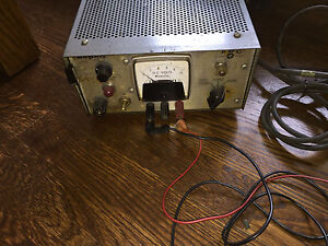 Kepco Abc Model Abc 7 5 2m With Leads Power Supply