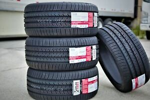 4 New Atlas Tire Force Uhp 235 50r18 97y A S High Performance All Season Tires