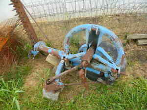 Ford 7 501 Sickle Bar Mower With Extra Cutting Blade 2nd Owner