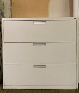 Atropex 3 Drawer Lateral File Cabinet