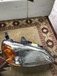 2001 2003 Honda Civic Sedan Right Passanger Headlight