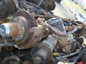 1996 97 Ford F 350 High Pinion Ball Joint Front Dana 60